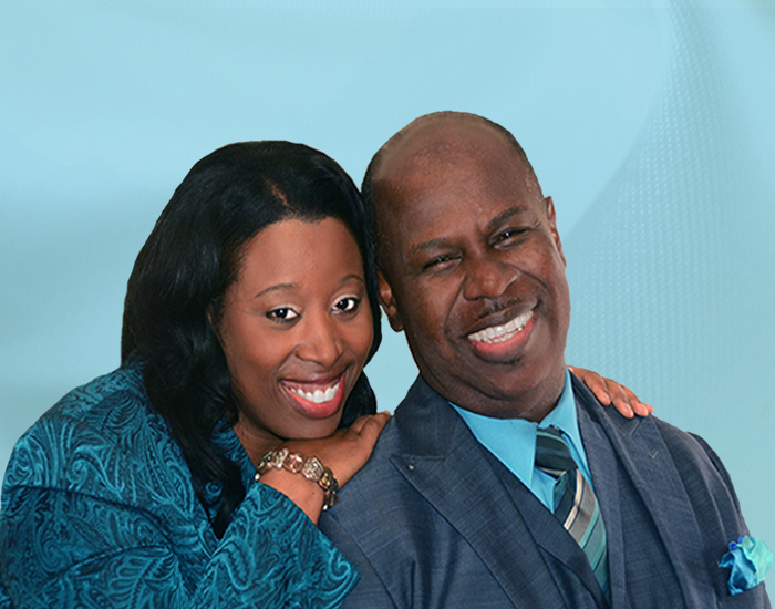 Pastors Anthony and Shantel Accilien